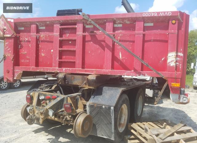 Lot #1599332408 2011 INTERNATIONAL 7000 7500 salvage car
