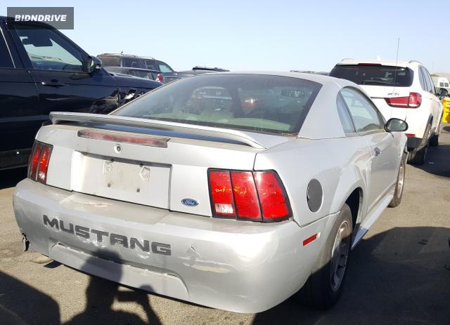 Lot #1600295248 2000 FORD MUSTANG salvage car