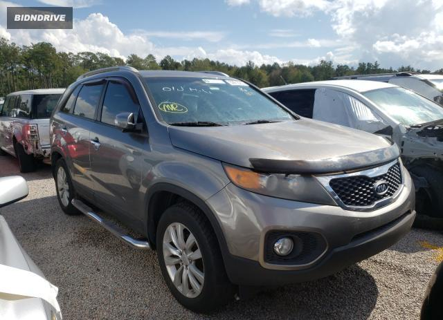 Lot #1603020092 2011 KIA SORENTO BA salvage car