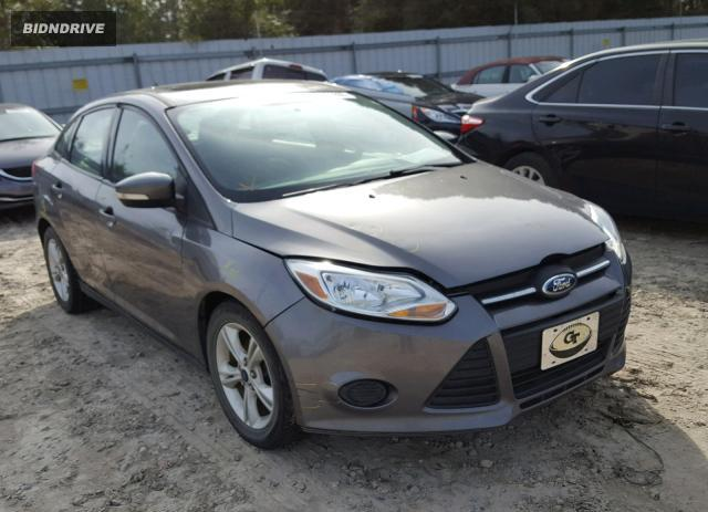 Lot #1604061520 2014 FORD FOCUS SE salvage car