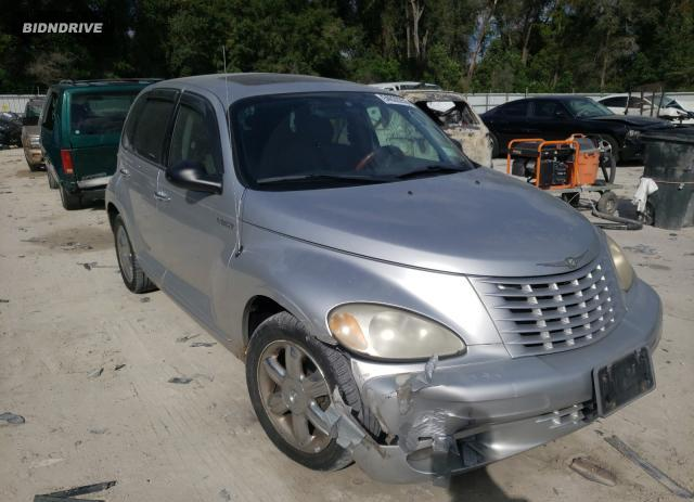 Lot #1604179060 2004 CHRYSLER PT CRUISER salvage car