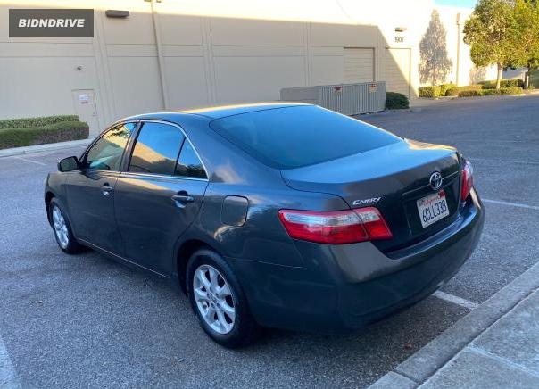 Lot #1606243055 2009 TOYOTA CAMRY BASE salvage car