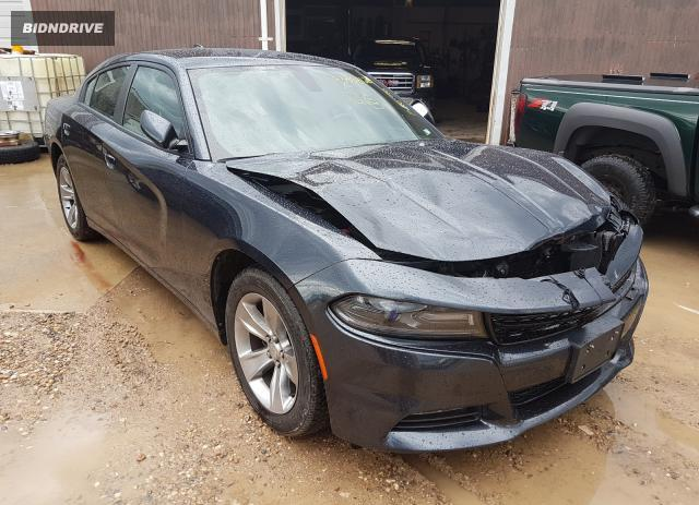 Lot #1606746780 2017 DODGE CHARGER SX salvage car