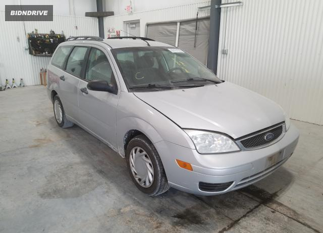 Lot #1606861968 2006 FORD FOCUS ZXW salvage car