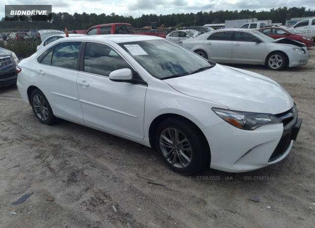 Lot #1607193610 2017 TOYOTA CAMRY LE/XLE/SE/XSE salvage car