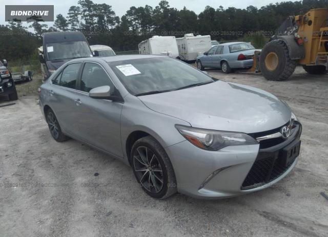Lot #1607193658 2016 TOYOTA CAMRY XLE/SE/LE/XSE salvage car