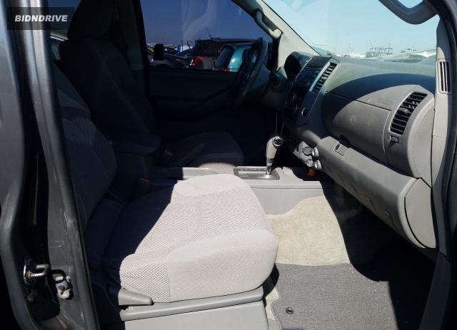 Lot #1607284955 2013 NISSAN FRONTIER S salvage car
