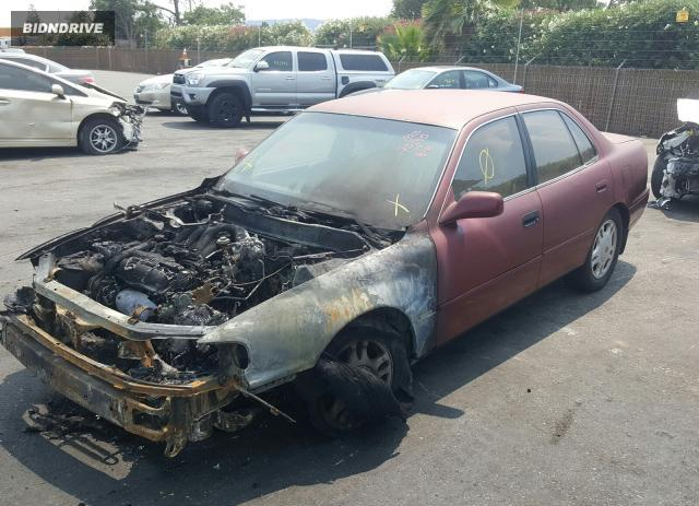 Lot #1607783142 1993 TOYOTA CAMRY LE salvage car