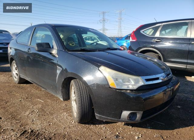 Lot #1607855502 2008 FORD FOCUS S/SE salvage car