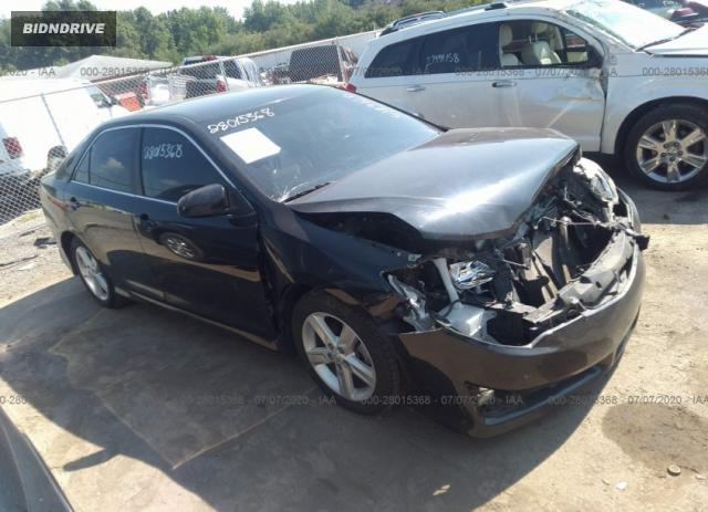 Lot #1608224210 2012 TOYOTA CAMRY SE/LE/XLE salvage car