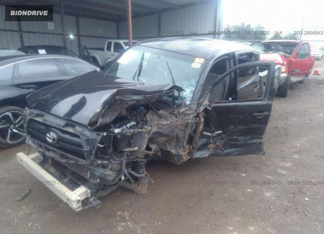 Lot #1608747735 2008 TOYOTA TACOMA PRERUNNER salvage car