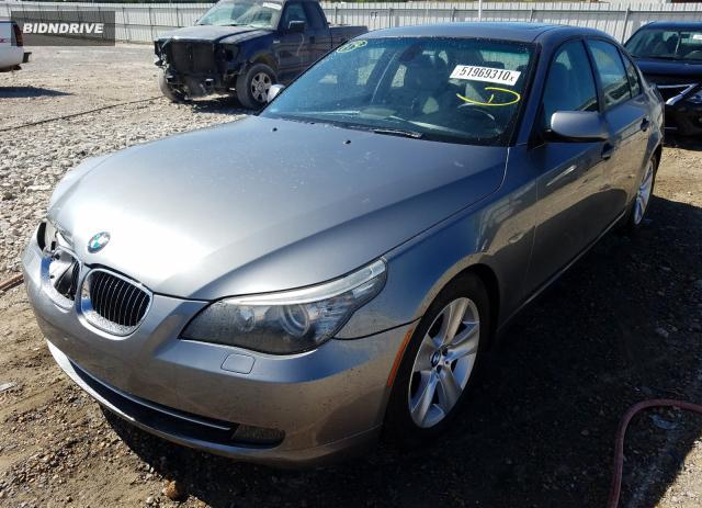 Lot #1609908692 2008 BMW 528 I salvage car