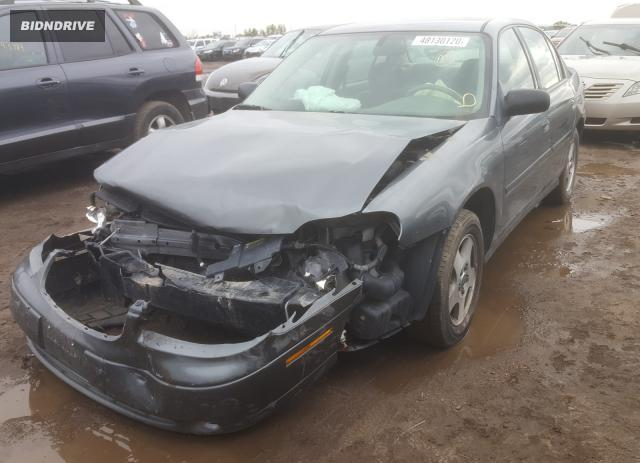 Lot #1610468882 2005 CHEVROLET CLASSIC salvage car