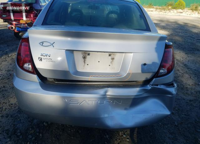 Lot #1610488702 2006 SATURN ION LEVEL salvage car
