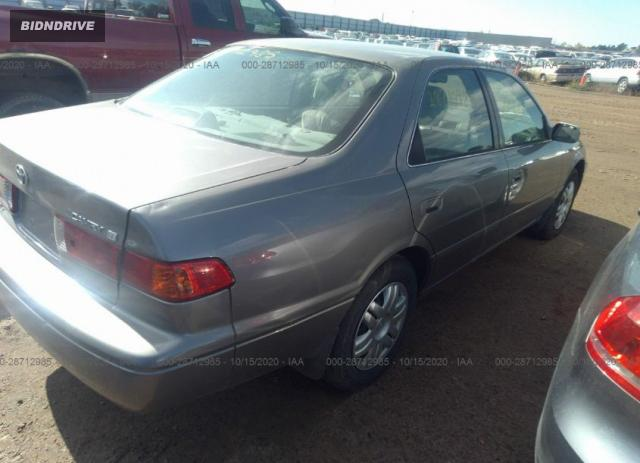 Lot #1611341708 2000 TOYOTA CAMRY CE/LE/XLE salvage car