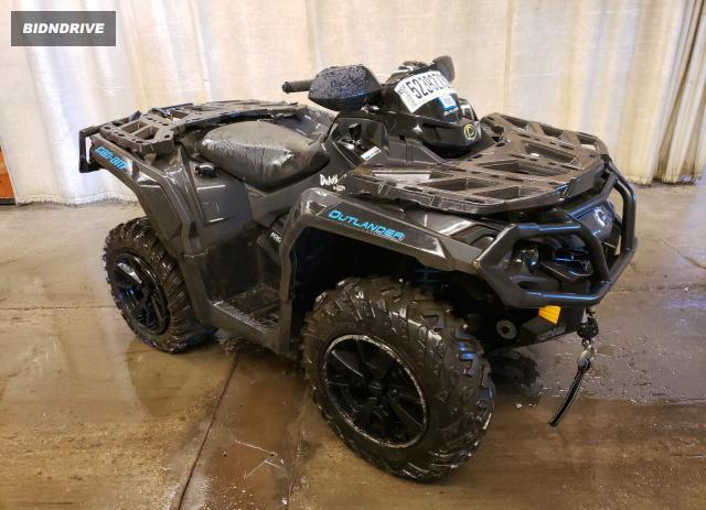 Lot #1611424118 2020 CAN-AM OUTLANDER salvage car