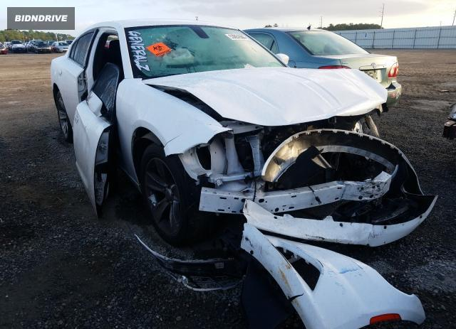 Lot #1611454270 2018 DODGE CHARGER SX salvage car