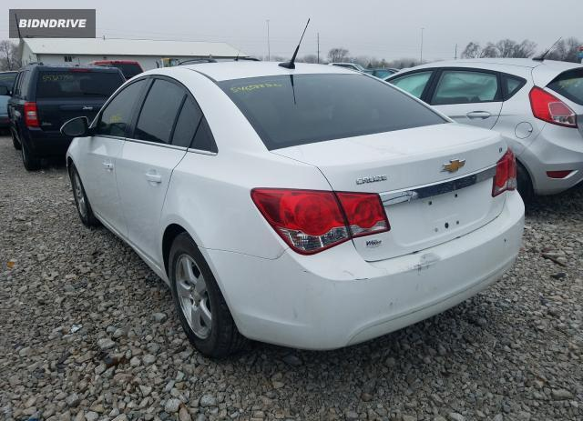 Lot #1611487655 2011 CHEVROLET CRUZE salvage car