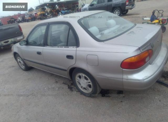 Lot #1611788805 2002 CHEVROLET PRIZM LSI salvage car
