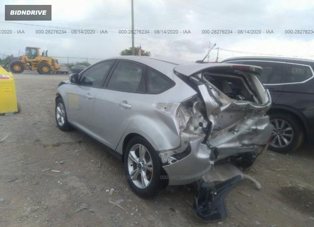 Lot #1611814210 2012 FORD FOCUS SE salvage car