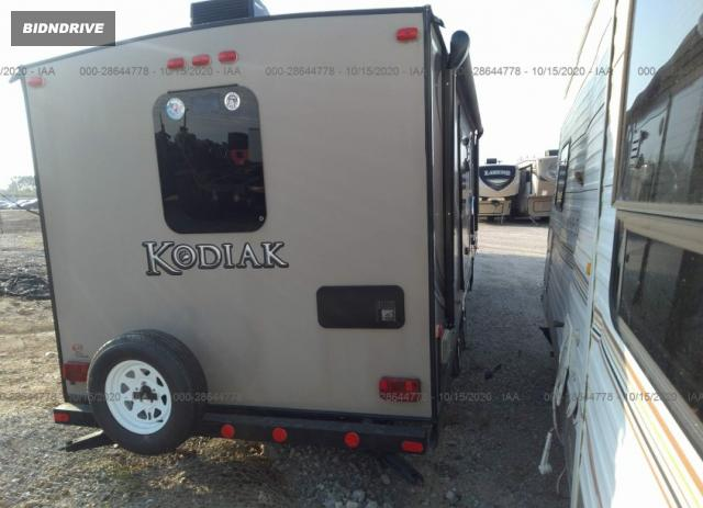 Lot #1611837062 2013 KODIAK KODIAK salvage car