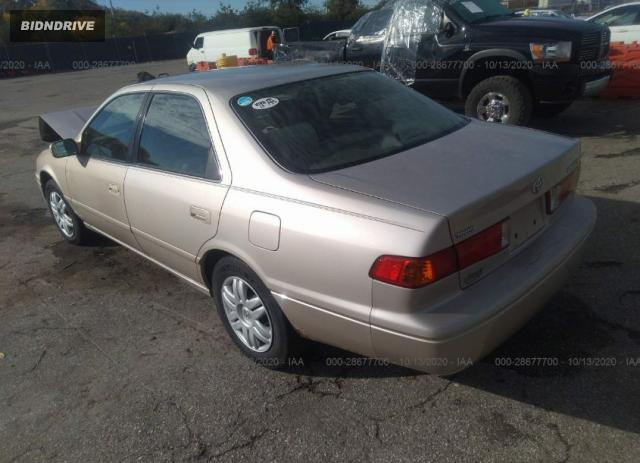 Lot #1611851085 2001 TOYOTA CAMRY CE/LE/XLE salvage car