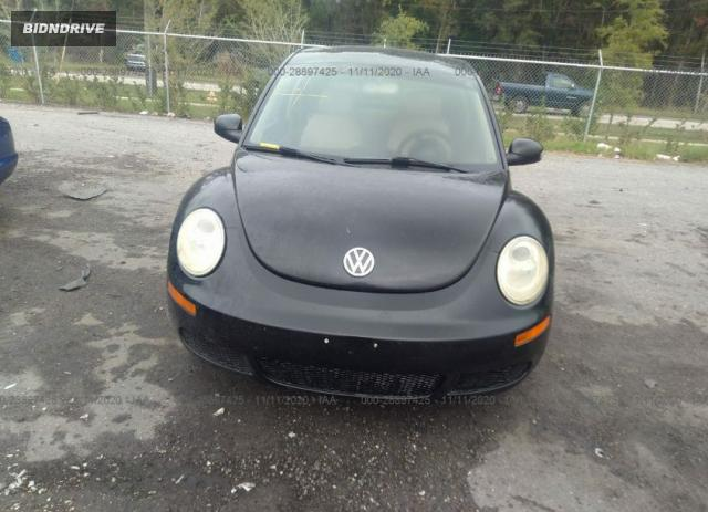 Lot #1611856128 2008 VOLKSWAGEN NEW BEETLE COUPE S salvage car