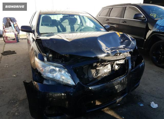Lot #1611957535 2011 TOYOTA CAMRY BASE salvage car