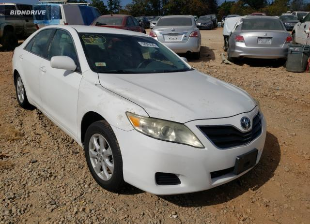 Lot #1611991860 2010 TOYOTA CAMRY BASE salvage car