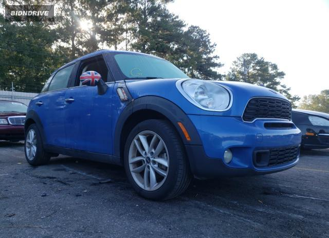 Lot #1611997002 2013 MINI COOPER S C salvage car