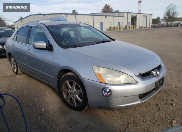 Lot #1612007212 2003 HONDA ACCORD salvage car