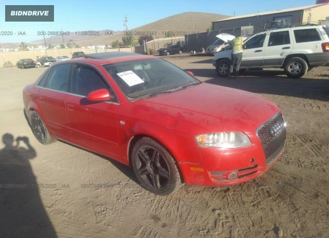 Lot #1612265335 2005 AUDI A4 2.0T salvage car