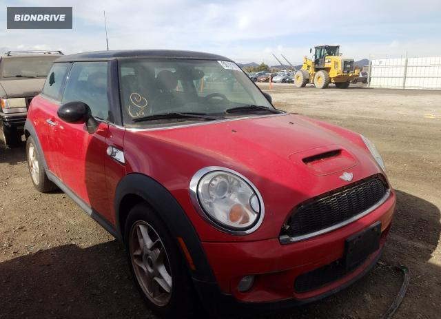 Lot #1613491072 2007 MINI COOPER salvage car
