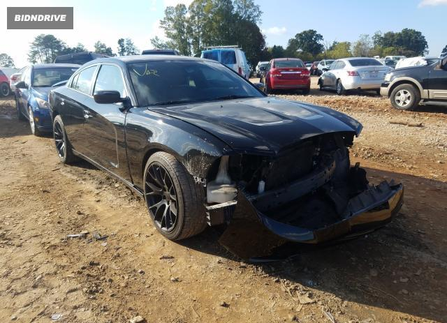 Lot #1613506128 2013 DODGE CHARGER SX salvage car
