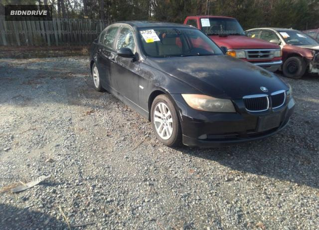 Lot #1615956040 2007 BMW 3 SERIES 328I salvage car