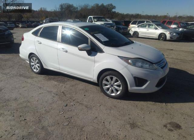 Lot #1615986400 2013 FORD FIESTA SE salvage car