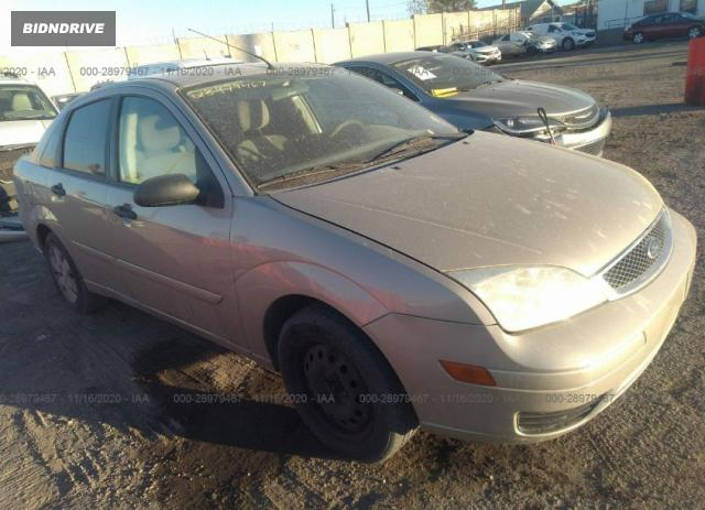 Lot #1617539618 2006 FORD FOCUS S/SE/SES salvage car