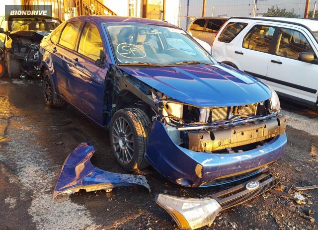 Lot #1617584030 2010 FORD FOCUS SES salvage car