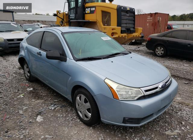 Lot #1617723115 2008 FORD FOCUS S/SE salvage car