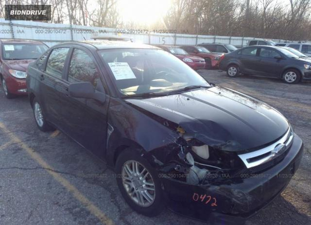 Lot #1618032782 2008 FORD FOCUS SE/SES salvage car