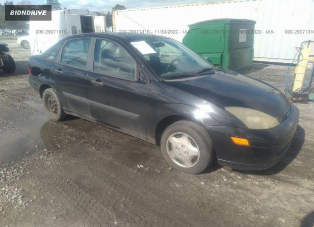 Lot #1618032868 2003 FORD FOCUS LX salvage car