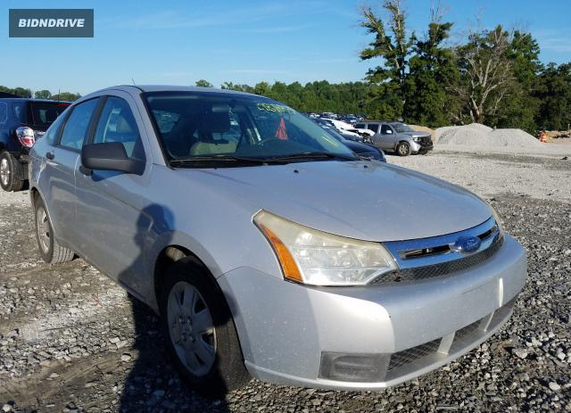 Lot #1618116882 2008 FORD FOCUS S/SE salvage car