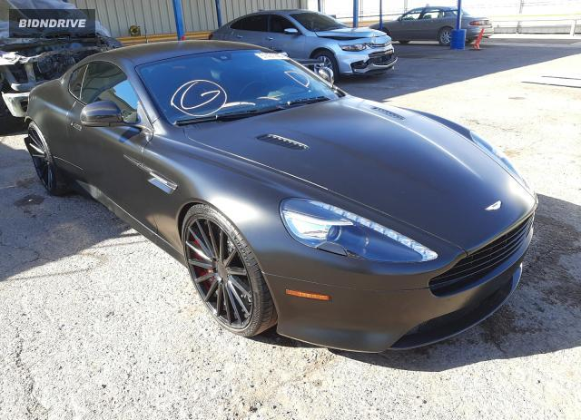 Lot #1618278645 2015 ASTON MARTIN DB9 salvage car
