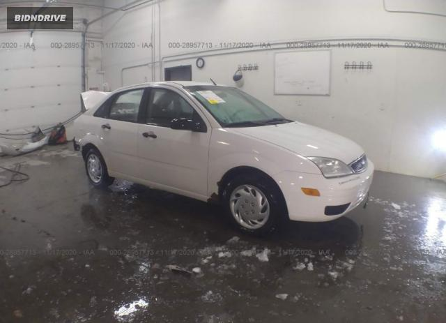 Lot #1618535468 2006 FORD FOCUS S/SE/SES salvage car