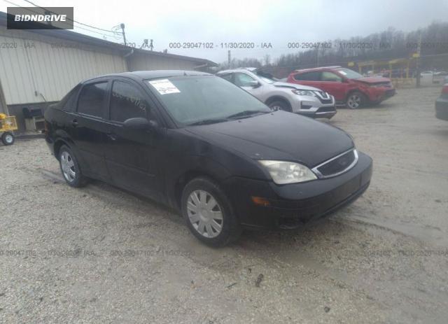 Lot #1618535470 2006 FORD FOCUS S/SE/SES salvage car