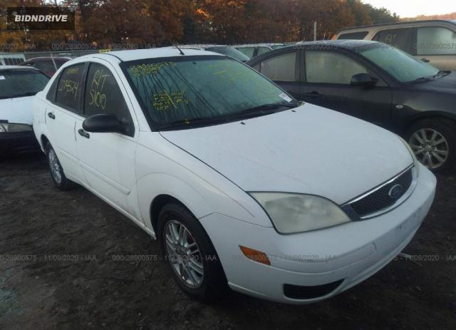 Lot #1618535472 2006 FORD FOCUS S/SE/SES salvage car