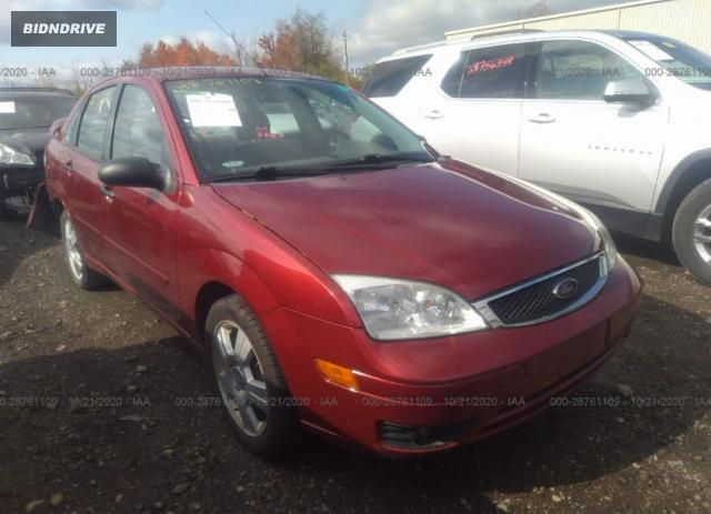 Lot #1618535522 2005 FORD FOCUS S/SE/SES salvage car