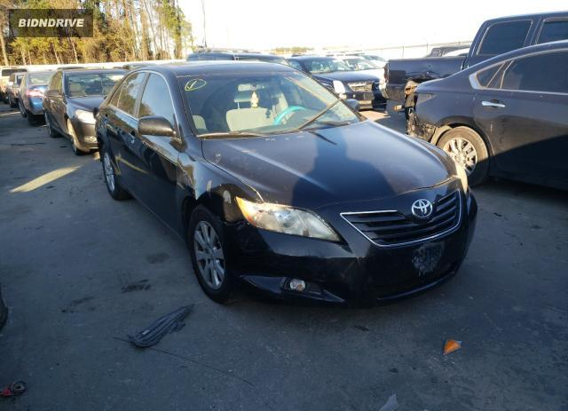 Lot #1620819568 2009 TOYOTA CAMRY BASE salvage car