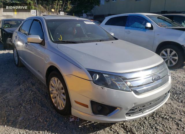 Lot #1622525872 2010 FORD FUSION HYB salvage car