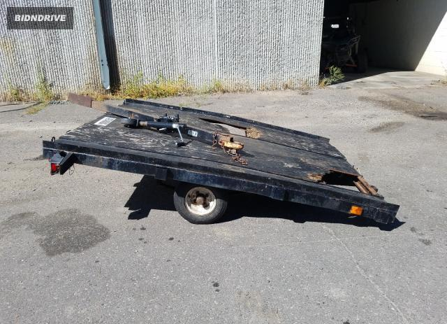 Lot #1622570870 2000 UTILITY TRAILER salvage car